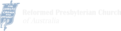 Reformed Presbyterian Church of Australia